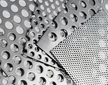 ms perforated sheets stockholders india