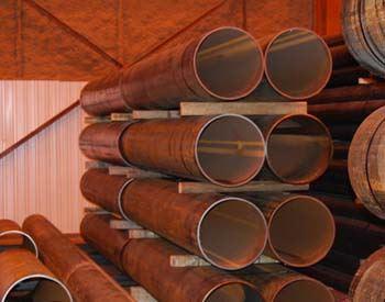 Corten Steel Pipes Dealers india